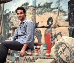 The Finer List - Alaa Awad The Art Protester