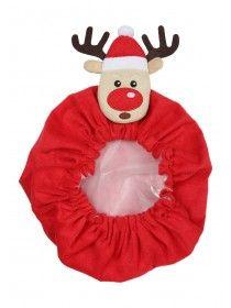 Novelty Christmas Shower Cap