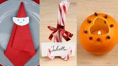 Pour Noël, surprenez vos convives avec une table à la déco originale ! Retrouvez 3 idées ludiques et 100% Noël pour un réveillon réussi !