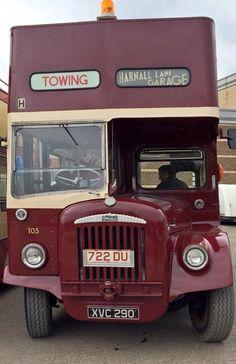 Daimler recovery bus
