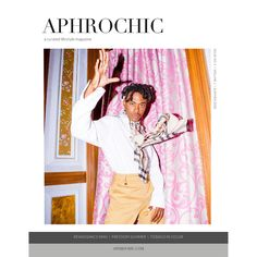 AphroChic Magazine: Issue No. 4 - AphroChic | Modern Soulful Style