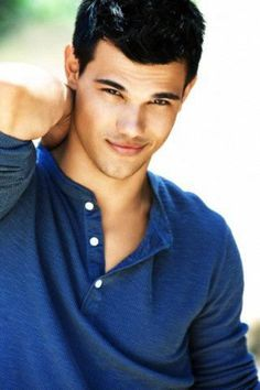 Taylor Lautner. I went through an obsessive phase....that phase was cringe-worthy and laughable, indeed. But he's still hot(; #ChildhoodCrush