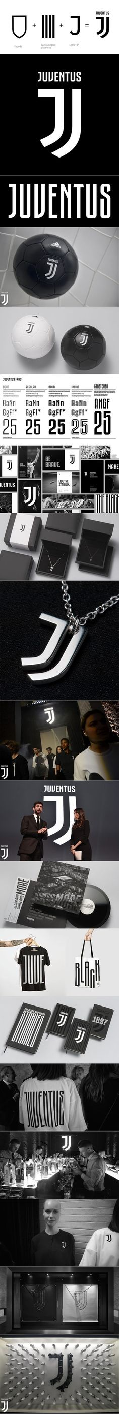 Juventus branding by Interbrand (Milan Office)