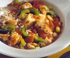 stir-fried fish creole