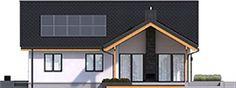 Projekt domu Simon energo plus - koszt budowy 239 tys. Shed, Outdoor Structures, Barns, Sheds