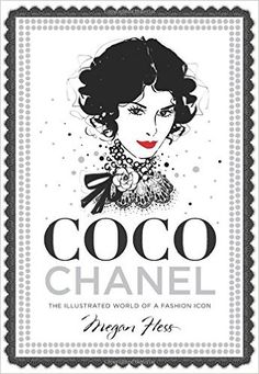 this is the cutest book by far about Coco Chanel we've found! http://www.advicesisters.com/lifestyle/12-books-that-will-inspire-delight-you-holiday-2015-books-holiday