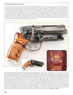 """""""Hero"""" blaster from Blade Runner"""