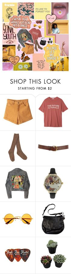 """as long as there's money, who wants that honey?"" by grungeynugget ❤ liked on Polyvore featuring GET LOST, Nicole Miller, Sharpie, KEEP ME, StyleNanda, Warehouse, GALA, Olivia Pratt, Retrò and Coach"