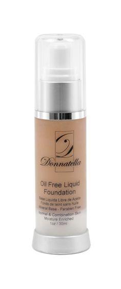 Liquid Foundation - Medium