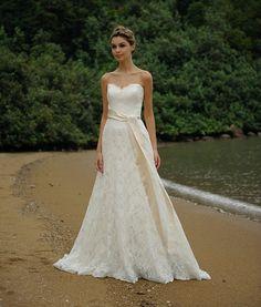 Designer Wedding Dresses | Bridal Gowns | Wedding Accessories | Augusta Jones 2011