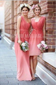 Robe demoiselle d'honneur 2016 deux styles valables [#ROBE2011208] - robedumariage.com