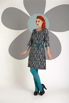 Buy your new dress on newdress.dk  Margot dress: Alina Artfull Spring 2016 #newdress_dk #retrodress #vintagedress