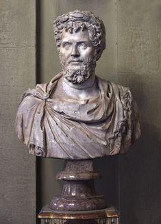 Portrait of Septimius Severus crowned. Photo by Ilya Shurygin. Ancient Rome, Ancient Art, Crown Illustration, Crown Aesthetic, Roman Sculpture, Roman Emperor, Laurel Wreath, Art Boards, Art Pieces