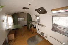 this is an incredibly thorough description of what was done on this trailer with tons of great photos as well — Airstream Restoration