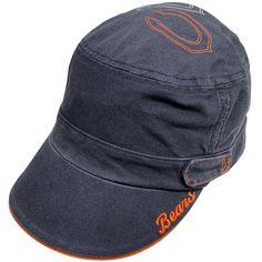 Chicago Bears Women s Military Hat by Reebok  ChicagoBears  Bears  DaBears Chicago  Bears Women 34e7ee22b