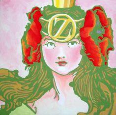 Ozma of Oz...