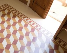Terrazzo flooring | Hard floors | Assonometria terrazzo tile. Check it out on Architonic