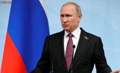 Putin diz esperar que diálogo com Trump continue