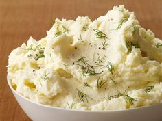 Flip through easy mix-ins for mashed spuds from Food Network Magazine.