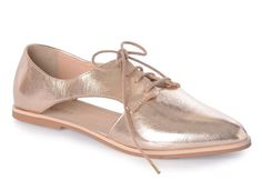 Moda festa: sapatilhas e saltos baixos puro glamour - e confortáveis!