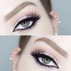 These eyes are intensely beautiful @itsgenesys used the 35T palette So many perfect looks from this amazing artist, check her out and shop www.morphebrushes.com #morphegirl