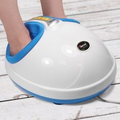 FOOT MASSAGER - £79.95 ----------------------- Our feet go through a lot of stress every day and we never really thank them for it. They take us everywhere, get stuffed into uncomfortable shoes and join us at the gym for a hard work out without any gratitude from us. #cool tech gadgets #gadget #gadgets #cool #tech #technology #gizmo #gizmos #foot #feet #massage #footmassager #gadgets #F4F#electronics #tech #technology #iphone