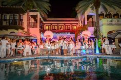 We had so much fun at our #WhiteParty this past weekend at #VillaContenta. Let's get the season started in Saint-Tropez as our CEO Christian Jagodsinski jets off to the French Riviera #MiamiBeach #TBT
