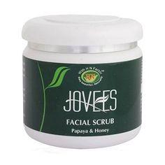 Jovees Papaya & Honey Facial Scrub Salon Parlor Pack