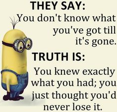 Facetious Minions pictures with quotes (11:16:08 PM, Friday 31, July 2015 PDT) – 10 pics