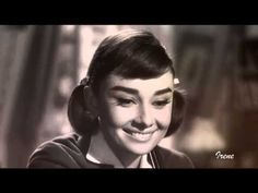Her Smile // Tribute to Audrey Hepburn - YouTube