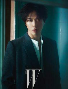 Yonghwa - W Magazine January Issue '15