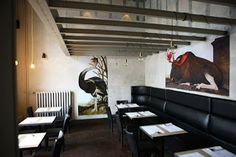 Latające talerze - blog o restauracjach: Norma - otwarcie nowej restauracji