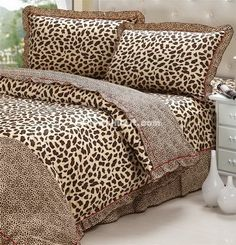 Leopard Printing Cheetah Print Bedding Sets 101201000005 109 99 Colorful Mart All