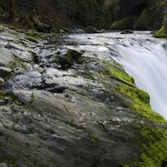 Check out this slideshow Exploring the Waterfalls of Eagle Creek in this list Hike to the Falls