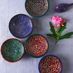 Hitit Kase Istanbul, Decorative Bowls, Pottery, Ceramics, Tableware, Model, Summer, Projects, Gifts