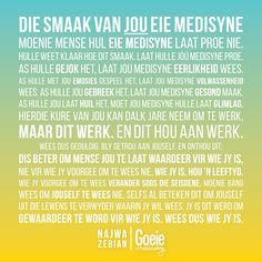 Afrikaans, Periodic Table, Thoughts, Motivation, My Favorite Things, Quotes, Life, Do Your Thing, Quotations
