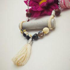 rozsdamentes acél ékszer Tassel Necklace, Jewelry, Jewellery Making, Jewerly, Jewelery, Jewels, Jewlery, Fine Jewelry, Accessories