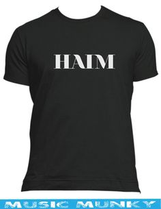 HAIM Days Are Gone new t-shirt all sizes,colours male female kids