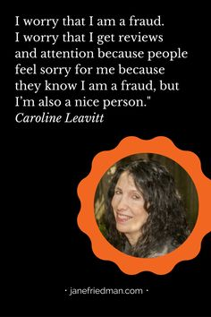 Author Caroline Leavitt reveals the fears behind her middle-of-the-night writer anxieties, the contents of her colored book tour folders, her reaction to the praise her latest novel is receiving, and more in this 5 On interview.