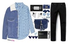 """""""#NewChric"""" by credentovideos ❤ liked on Polyvore featuring Steve J & Yoni P, Polaroid, KEEP ME, Illesteva, iittala, women's clothing, women, female, woman and misses"""