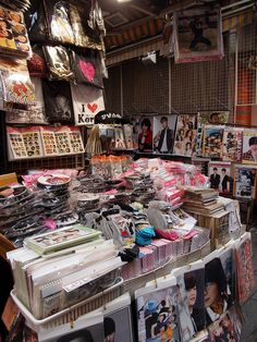 Hallyu Memorabilia - K-pop and K-drama fans visiting Seoul should not pass up an afternoon shopping in Myeongdong.  In addition to great clothing and accessory stores, there are a number of vendors selling Hallyu memorabilia.  From calenders to posters to nail stickers, fans can find a variety of goodies plastered with the faces of their favorite Korean idols. To Get There: Take the Seoul subway to Myeongdong (Line 4, Exit 6).