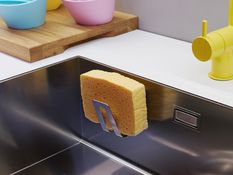 Køkken - Magisso magnetisk skuresvampholder,