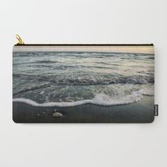 Buy Promises Carry-All Pouch by xiari_photo. Worldwide shipping available at Society6.com. Just one of millions of high quality products available. sea, ocean, beach, waves, sunset, landscape, photo, photography, love, romance, romantic, blue, pink , sky, orange, rise, peeble, rock, white, motion, interior design, art print, home decor, fashion, fashion design, blue, gray, earth, nature, natural, digital, nikon, dslr, camera, photographer, pouch