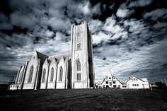 Landakotskirkja, formally named Basilika Krists konungs, is the cathedral of the Catholic Church in Iceland. It is often referred to as Kristskirkja. Landakotskirkja is located in the western part of Reykjavík, on the Landakot property.