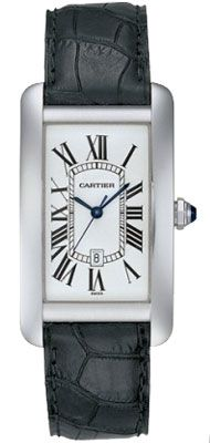 Cartier American Tank. My dream watch. I refuse to buy a watch until I can afford to buy myself this watch.