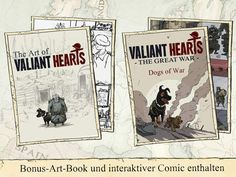 VALIANT HEARTS: THE GREAT WAR VON UBISOFT DERZEIT GRATIS › MOBILEAPP24.DE - JUST4PHONE