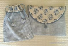 Momentos de Costura: Conjunto para lencería