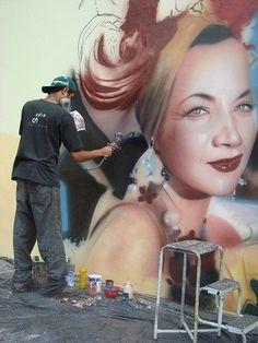 Eduardo Kobra Street Art