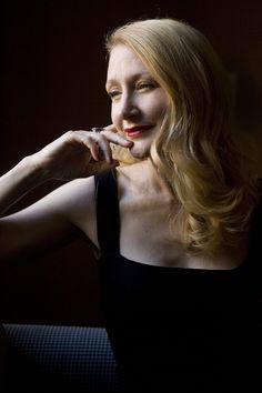 """Patricia Clarkson.  Fabulous in """"Easy A"""", """"Green Mile"""" and """"Six Feet Under.""""  Loved her first in """"The Untouchables."""""""