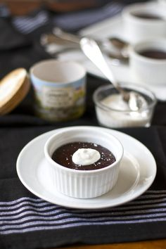 about Chocolate Everything on Pinterest | Pot de creme, Chocolate ...